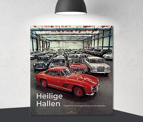Mercedes Benz Heilige Hallen