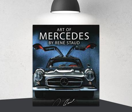 Art of Mercedes by René Staud