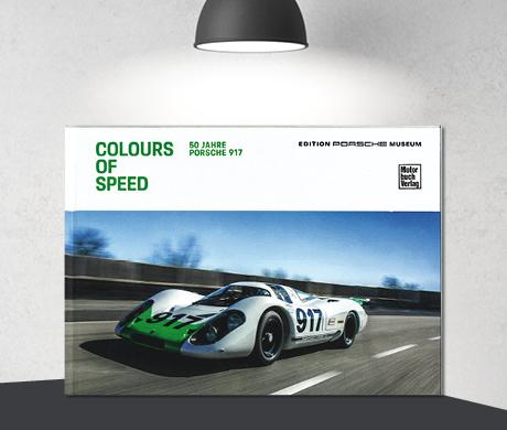 Colours of Speed. Porsche 917