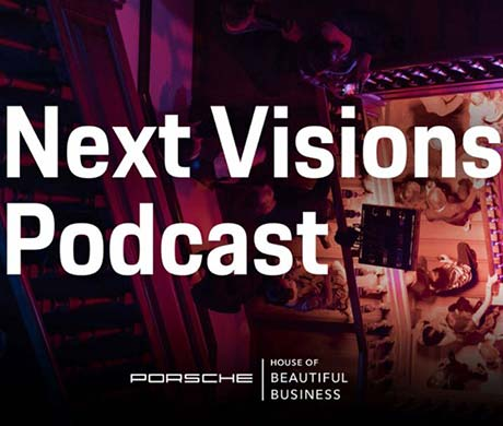 Porsche Next-Visions Podcast